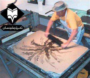 چاپ سنگی - چاپ لیتوگرافی