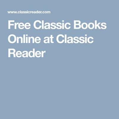 classicreader.com